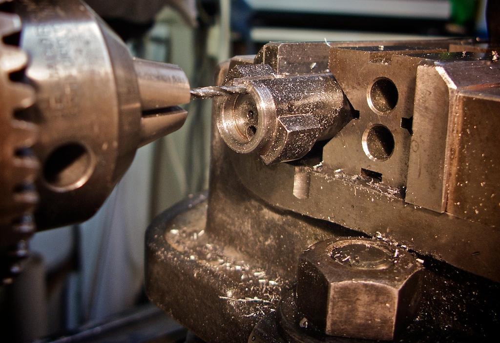 Drill Press Guard >> Installing Sako Extractor into Remington 700 Bolt | Doan ...