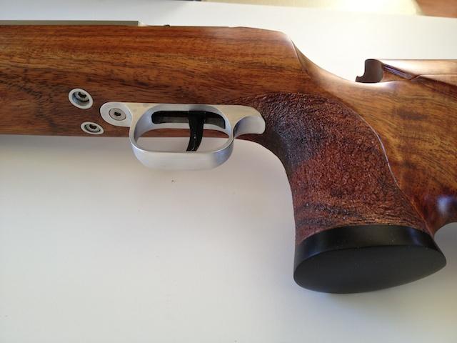 Koa Smallbore Rifle w 2000 Anschutz Action IMG_3861