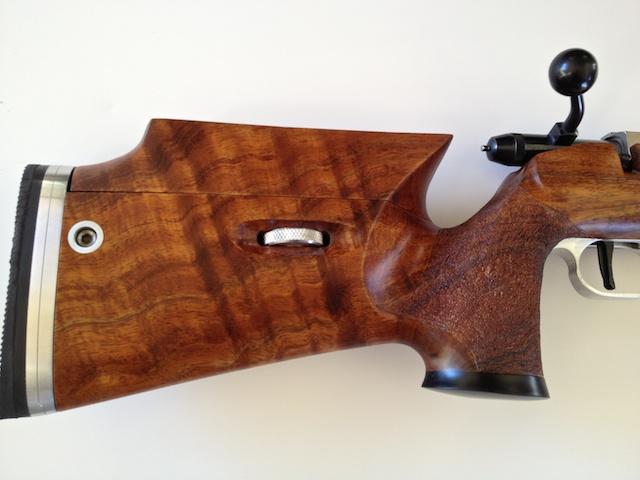 Koa Smallbore Rifle w 2000 Anschutz Action IMG_3862