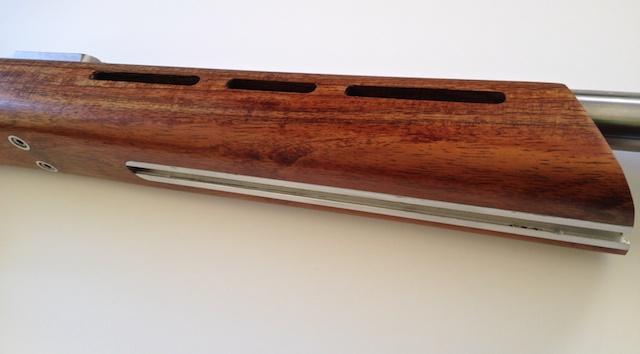 Koa Smallbore Rifle w 2000 Anschutz Action IMG_3864