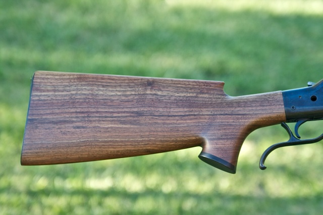 Walnut Single Shot IMG_1384
