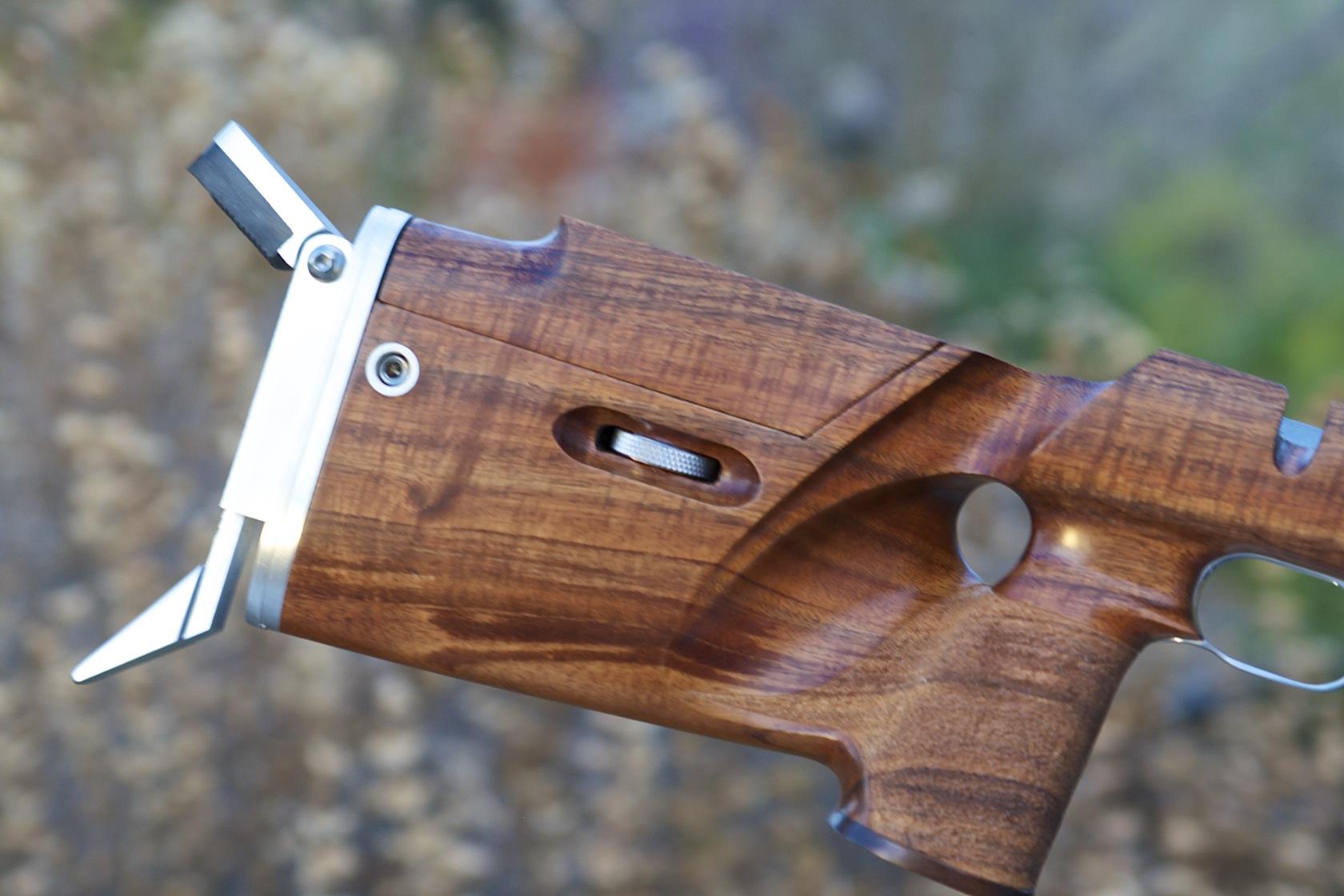 rifle thumb Hole stock