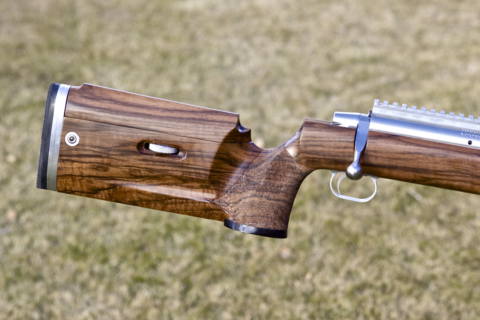 English Walnut Stock for a Bat Action Completed | Doan ...